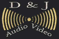 D & J Audio Video, Logo
